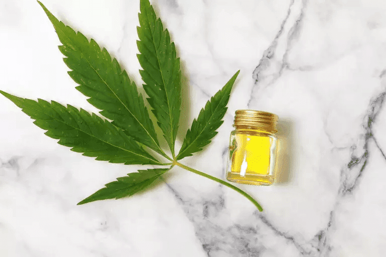 What is hemp oil made from?