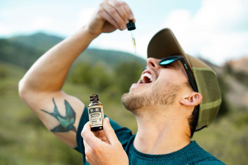 How to make hemp oil taste better